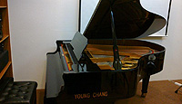 Piano Yong Chang Grand Piano